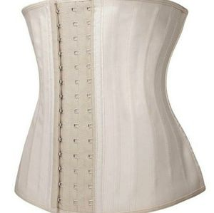 Other - Super Latex Waist Trainer Nude or Black